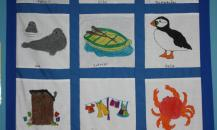 HOLY CROSS SCHOOL CHILDREN'S ART EXPO